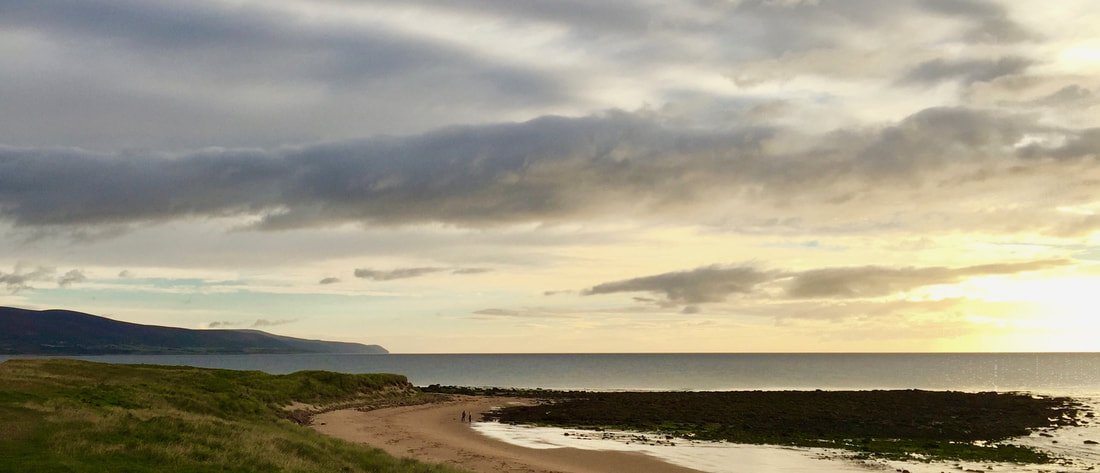 Beach at Brora, Sutherland Scotland UK